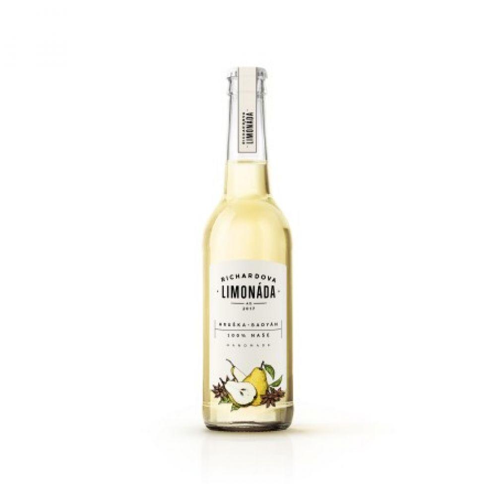 Richardova limonáda - hruška badyán